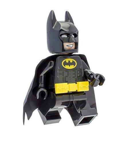 Lego reloj batman despertador luz nuevo original envío