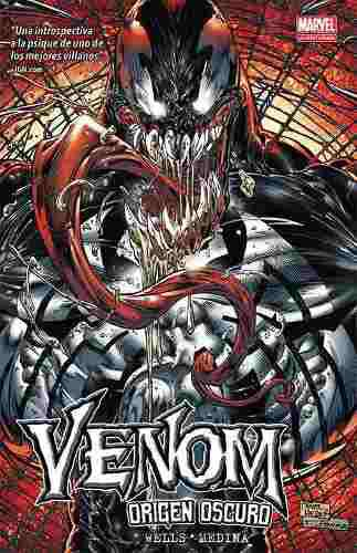 Marvel cómics, venom: origen oscuro