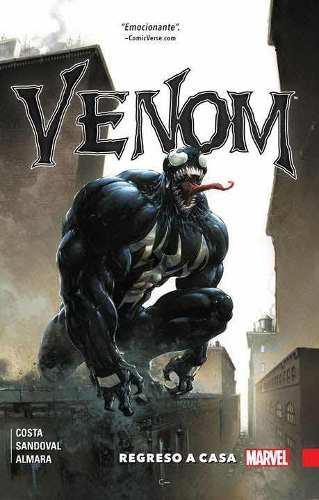 Marvel comics, venom: regreso a casa vol.1, español, nuevo