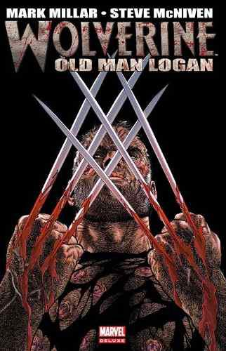 Marvel comics, wolverine old man logan deluxe, español