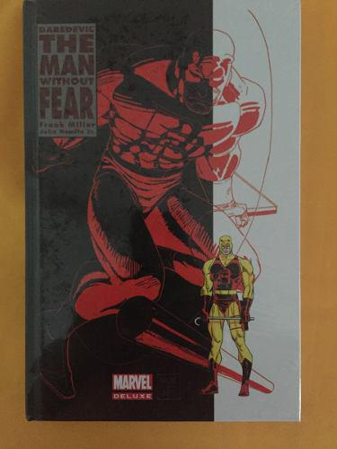 Marvel deluxe - daredevil: the man without fear