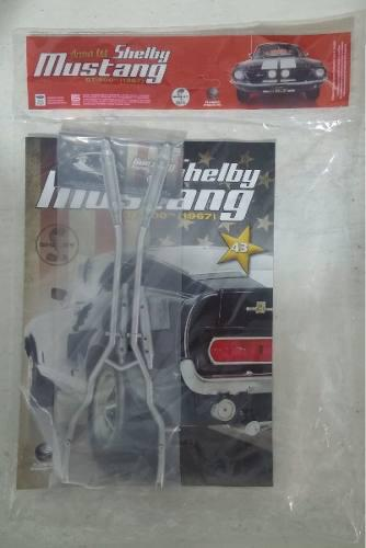 Mustang shelby gt-500(1967) - fasciculo 43 - planeta