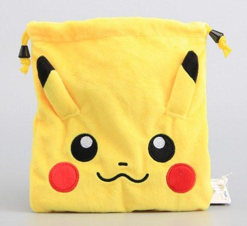 Pokemon go pikachu bolsa funda guarda envio gratis 2be5eed9017