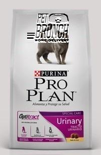 Pro plan cat urinary 3kg pet brunch