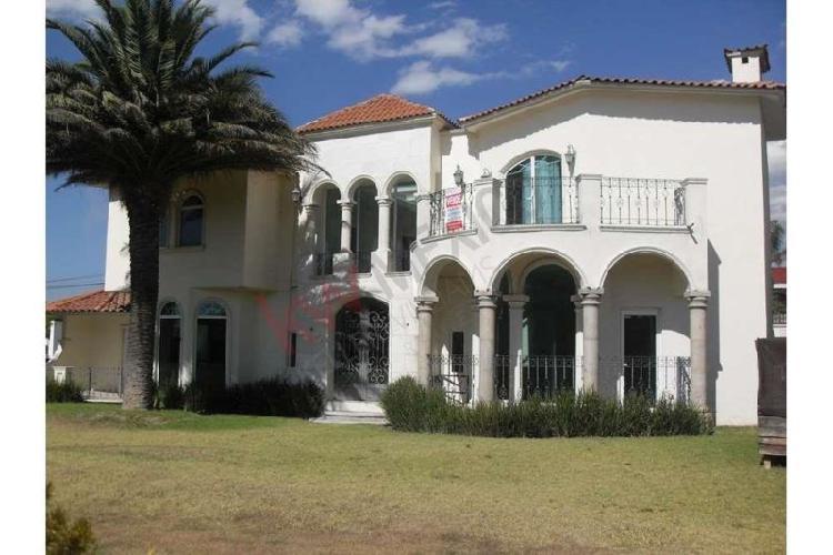 Residencia en club de golf, pachuca, hidalgo