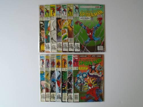Spider-man el hombre araña comics editorial vid