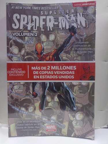 Superior spider-man vol 2 marvel aventuras