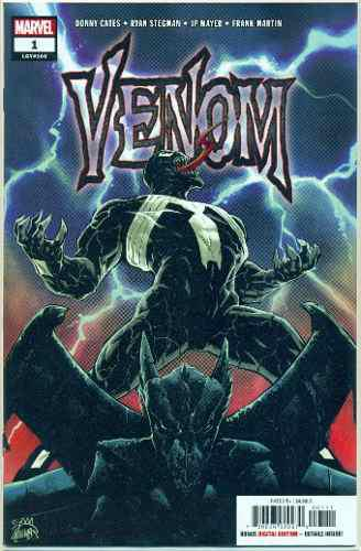 Venom 1 (2018) marvel comics ingles