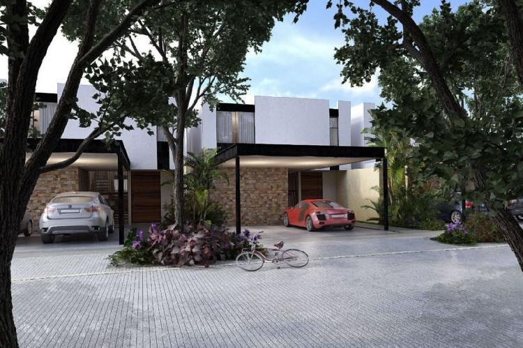 Casa en venta en residencial piedra verde en mérida,