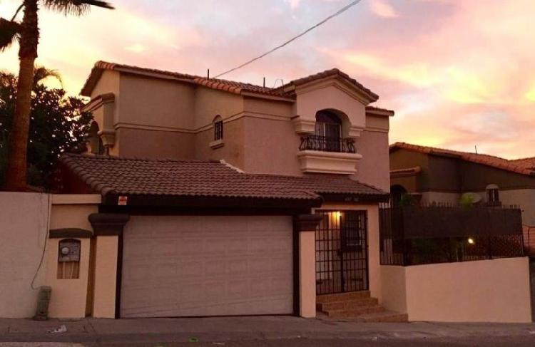 Casa en Renta Residencial Agua Caliente en Tijuana