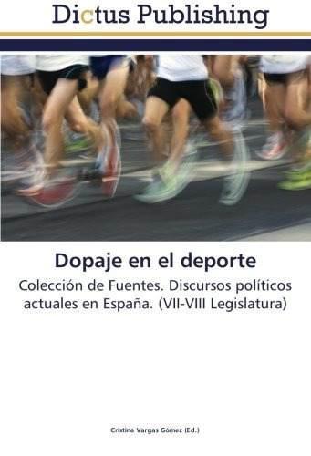 Libro fisico dopaje en el deporte colección de fuentes