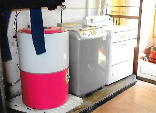 Practicas y utiles lavadoras y secadoras