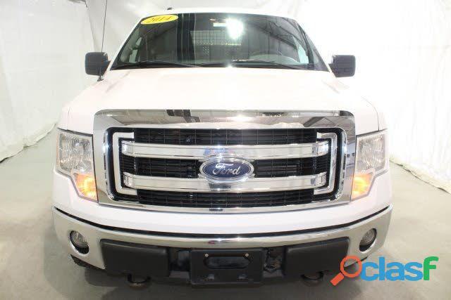Ford lobo 2014 blanco 4x4