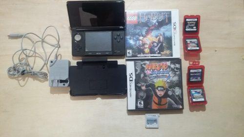 Nintendo 3ds con juegos