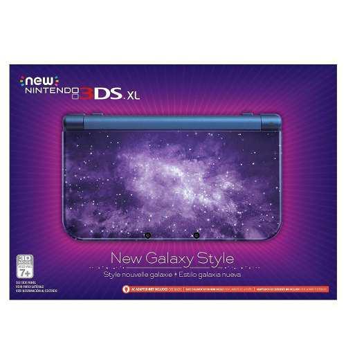 Nintendo 3ds xl video juegos portatiles entretenimiento