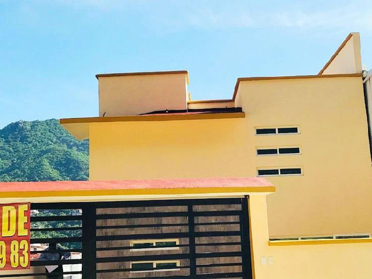 Casa sola nueva amplia hornos insurgentes acapulco