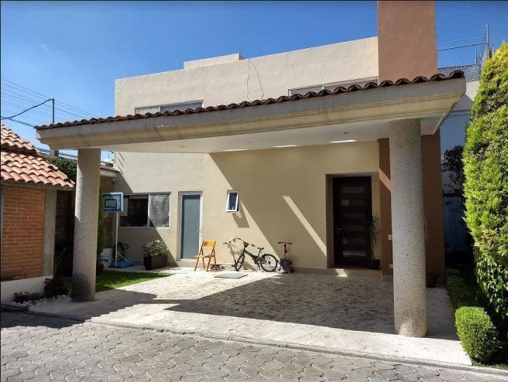 Casa en venta en san andrés cholula
