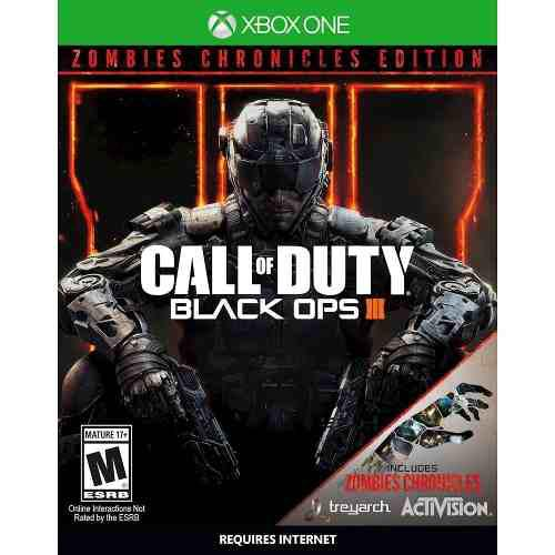 Black ops 3 zombies chronicles