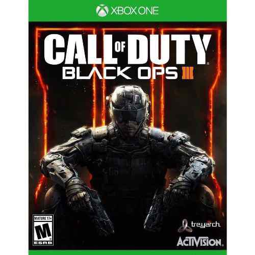 Call of duty black ops 3 para xbox one nuevo