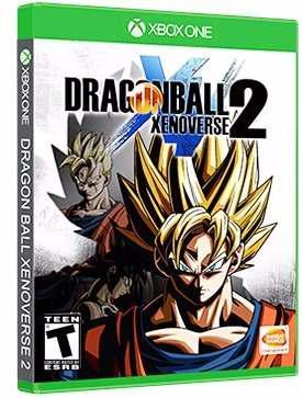 Dragon ball: xenoverse 2.. para xbox one en start games