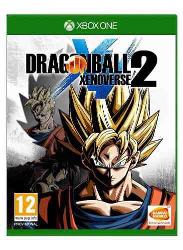 Dragon ball xenoverse 2 xbox one nuevo