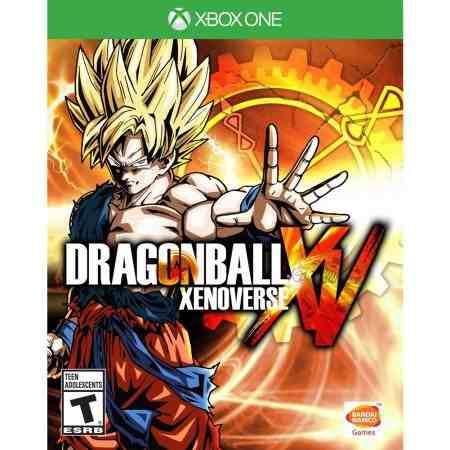 Dragon ball xenoverse xbox one nuevo
