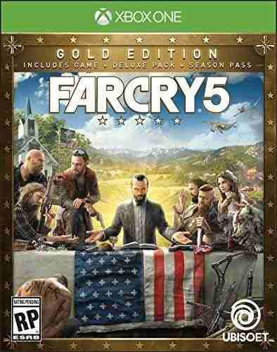 Far cry 5 gld edition xbox one meses sin intereses d3 gamers