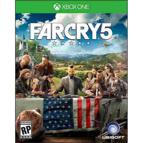 Far cry 5 xbox one xbox one