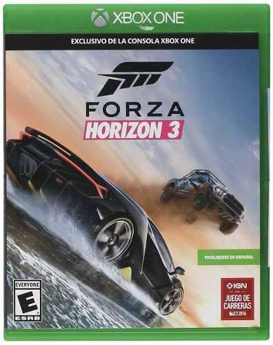 Forza horizon 3 xbox one d3 gamers