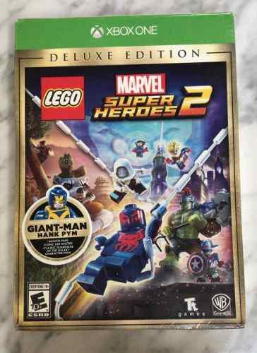Juego marvel lego super heroes 2 para xbox one
