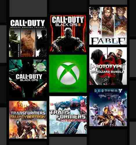 Juegos xbox 360 / xbox one
