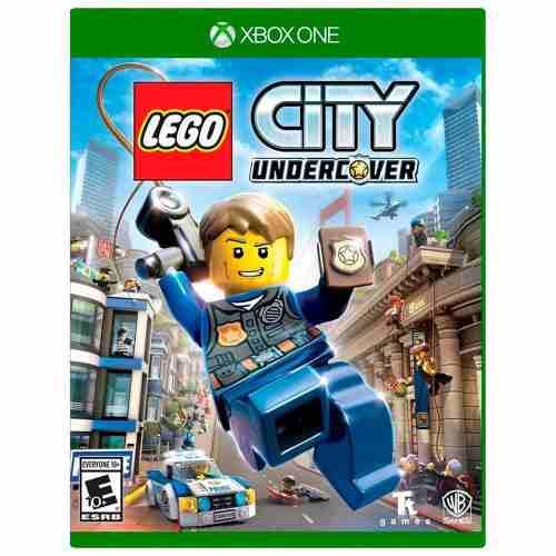 Lego city xbox one xbox