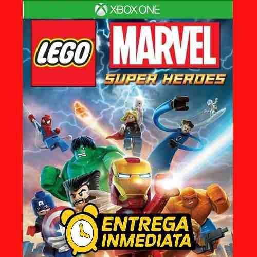 Lego marvel super heroes 1 xbox one offline no código