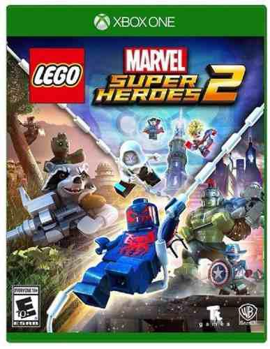Lego marvel super heroes 2 xbox one nuevo