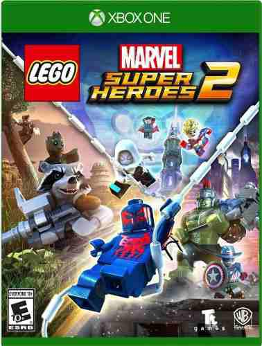 Lego marvel super heroes 2 xbox one (en d3 gamers)