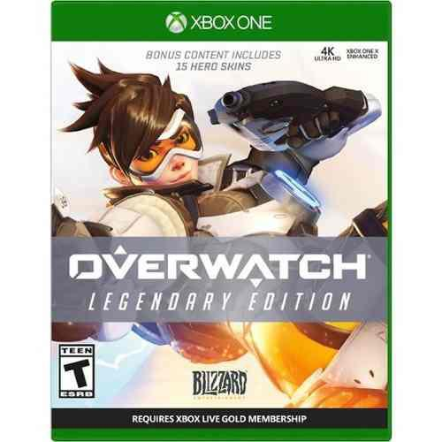 Overwatch edicion legendaria para xbox one en game star