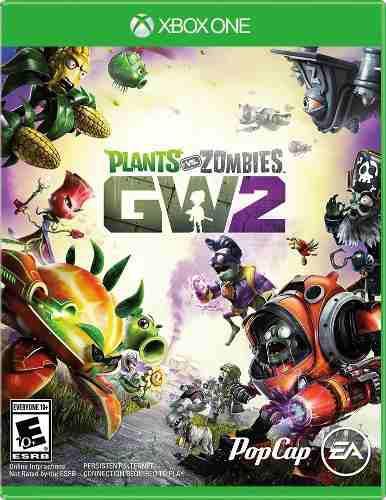 Plantas vs zombies garden warfare 2 xbox one d3 gamers