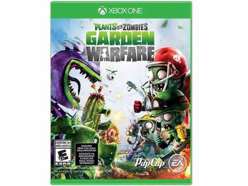Plantas vs zombies garden warfare xbox one d3 gamers