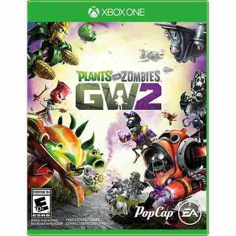 Plants vs zombies garden warfare 2 para xbox one. nuevo.