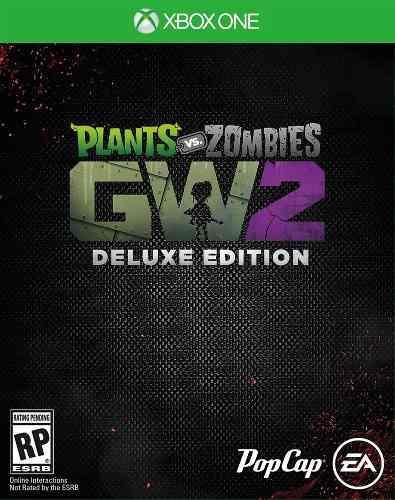 Plants vs. zombies garden warfare 2 -ed deluxe - xbox one of