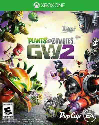 Plants vs zombies gw2 garden warfare 2 xbox one nuevo