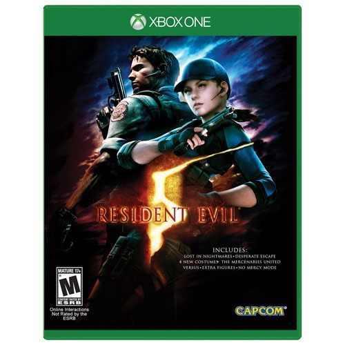 Resident evil 5 para xbox one::.. bsg