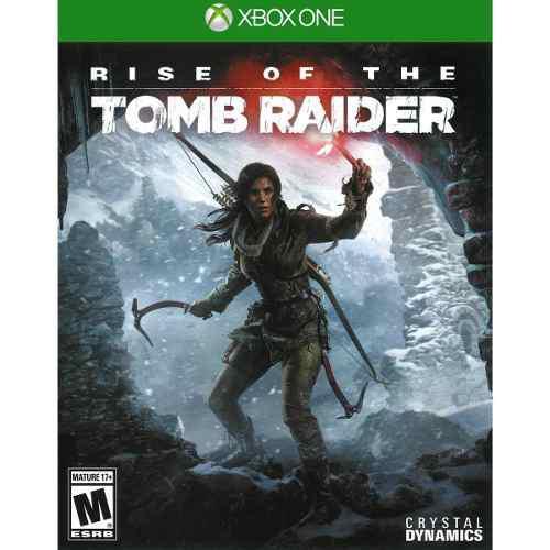 Rise of the tom raider xbox one nuevo en español