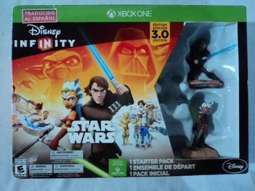 Star wars juego xbox one disney infinity edición 3.0