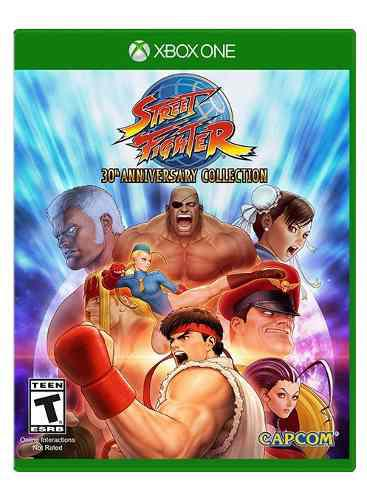 Street fighter 30th anniversary collection xbox one karzov