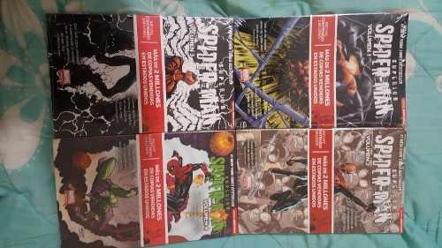 Superior spiderman 4 tomos historia completa edit. televisa