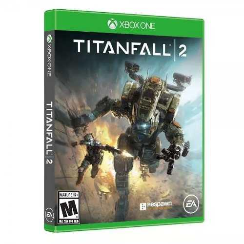 Titanfall 2 fisico, nuevo sellado