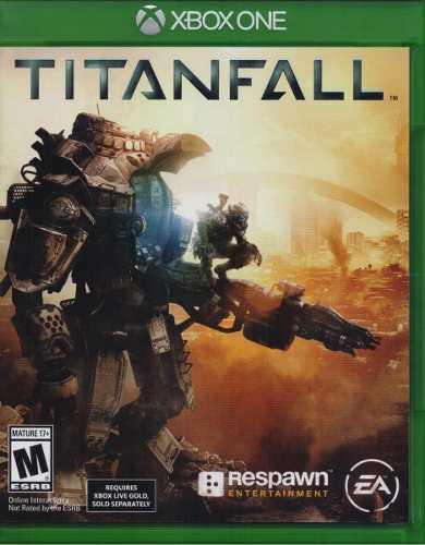 Titanfall juego xbox one nuevo en karzov