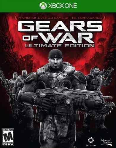 Videojuego Xbox One Gears Of War Ultimate Edition (código)