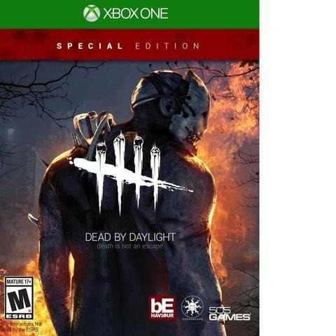 Xbox one juego dead by daylight.